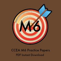 M6 GCSE Maths Practice papers