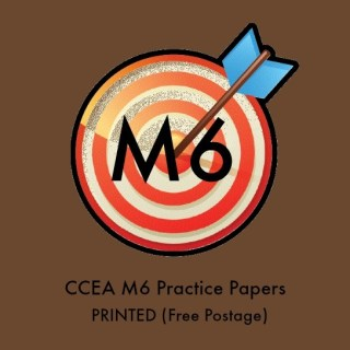 M6 GCSE Maths Practice Papers
