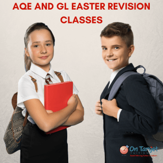 AQE and GL Easter Revision classes