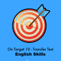 AQE and GL Transfer Test English Skills