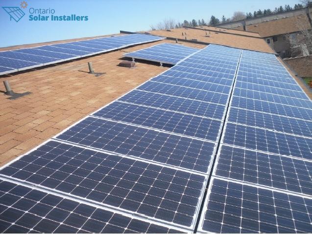 Solar panels FIT project