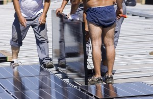 Can you install solar panels yourself?