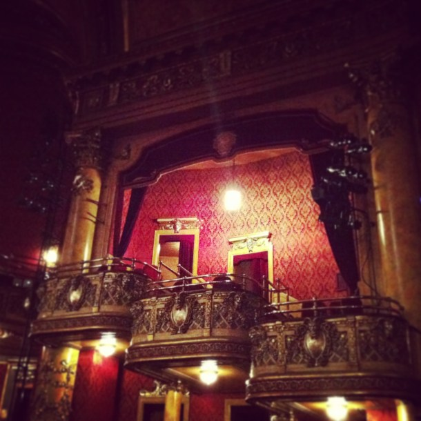 Elgin Theatre, Ontario