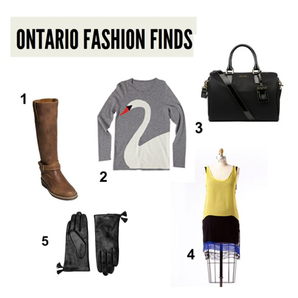 Ontario Fashion Finds