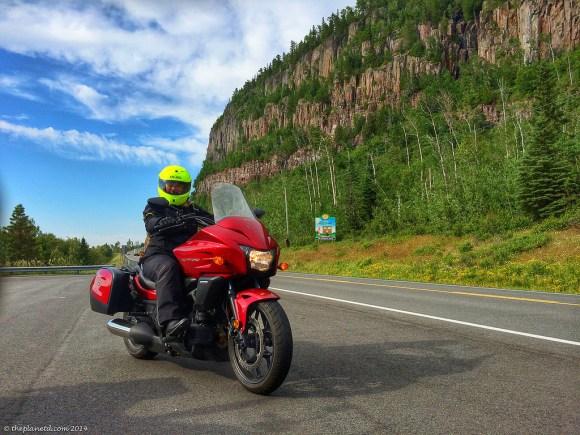 motorcycle tour