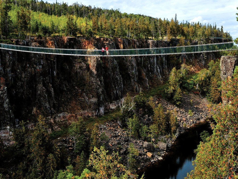 Extreme Adventure - Suspension Bridge_ThunderBay
