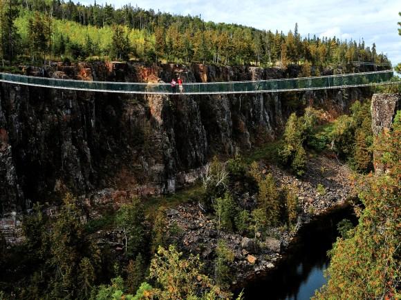Extreme Adventure - Suspension Bridge_ThunderBay