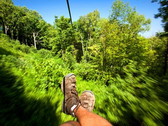 Extreme Adventure - Treetop