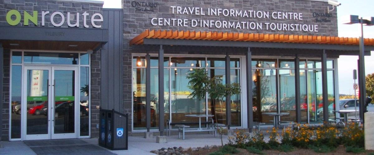 A photo of Ontario Tourism Information Centre