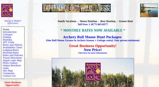 Cottages and Cabins for rent in Matachewan