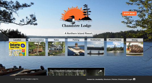 Cottages and Cabins for rent in French River Area