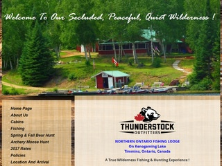 Cottages and Cabins for rent near Timmins