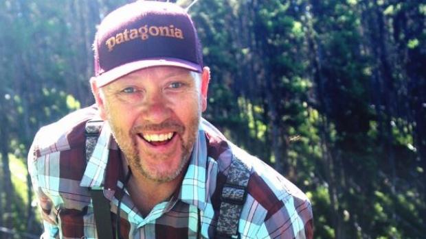"Filmmaker Travis Lowe is the man behind ""Finding Fontinalis."" (photo credit: Travis Lowe)"