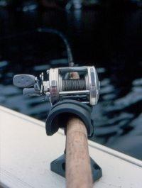 Deep trolling for muskie fishing