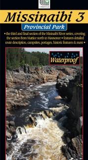 Missinaibi River Map