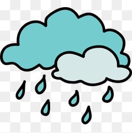 rain cloud image