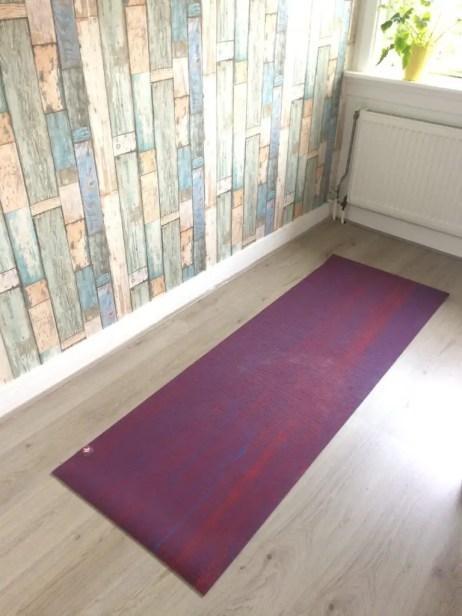 Mijn eigen yogamat