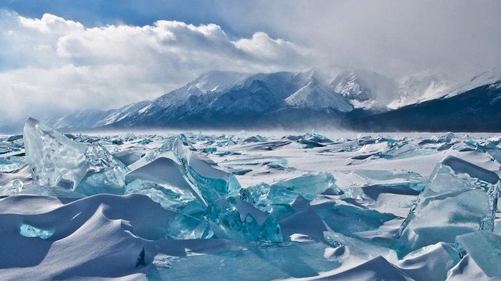 Вечная мерзлота: 9 интересных фактов о льде