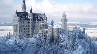قلعة Neuschwanstein الشبيهة بالقصص الخيالية 2