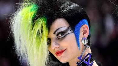 صور لمسابقة كأس العالم للجمال و تصفيف الشعر
