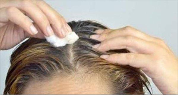 أزيلي الشعر الأبيض بهذه الوصفه