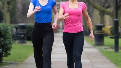 فوائد المشي قبل الأكل وايضا المشي لمدة 30 دقيقة يوميا