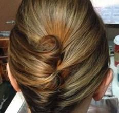 الشعر القصير وطريقة عمل الكعكة الطويلة بأنقابة لجميع المناسبات