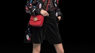 امبوريو ارماني تدمج بين الاسلوب الرسمي والتصاميم الفاخرة من خلال مجموعتها الجديدة لما قبل خريف 2018