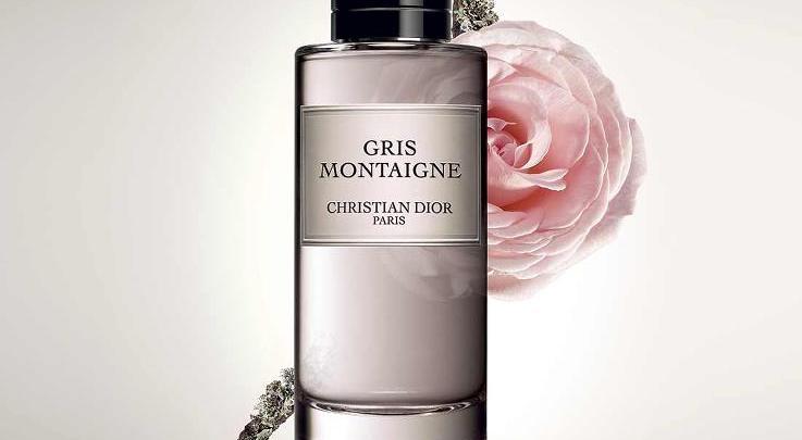 """""""جريس مونتين"""" عطر ديور الجديد"""