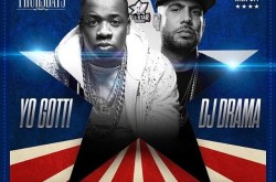Thurs. YO GOTTI & DJ DRAMA at LeJardin Nightclub