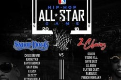 Feb. 16-17th. Snoop's 1st Annual Hip Hop All Star Basketball Game.