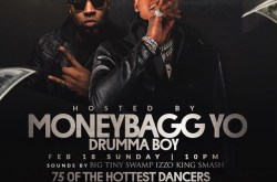 Money Bagg Yo & Drumma Boy will be at Upscale Strip Club in Santa Monica.