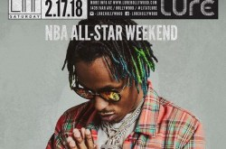 Rich The Kid is hosting LIT Saturday's at LURE Nightclub in Hollywood.