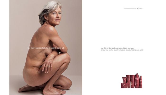 Campaña Pro-Age para Dove, 2007