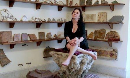Viviendo entre mármoles romanos