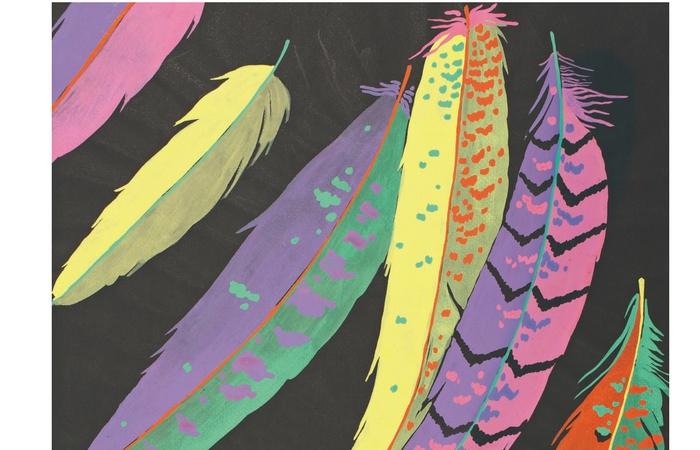"""muestra de un diseño en el archivo de Nueva York, publicado en """"Patterns: Inside the Design Library"""", por Peter Koepke. Editorial Phaidon, 2016"""
