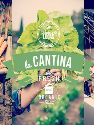 El Huerto de Lucas, mercado y cantina ecológicos en Madrid