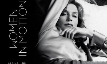 Women in Motion, un tributo a las mujeres del cine