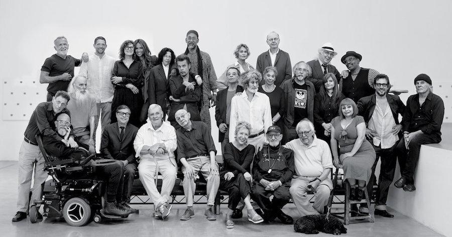 They Made New York para T Magazine. Foto: Richard Renaldi. Producido por Lauren Tabach-Bank, 2015