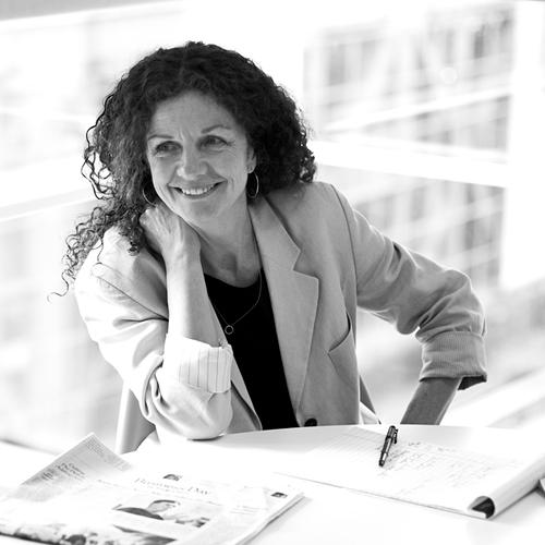 Kathy Ryan, editora de Fotografía del New York Times Magazine, en su perfil de Twitter