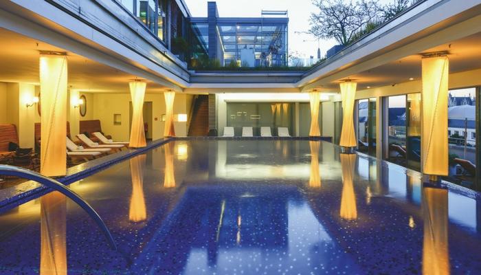 piscina del Blue Spa