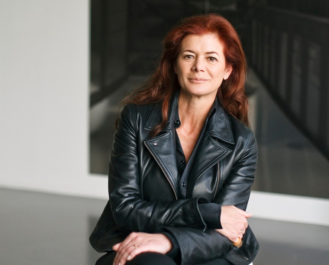 Elena Ochoa Foster elegida presidenta del Consejo de las Serpentine Galleries. Foto: Salva López. Cortesía de Ivorypress