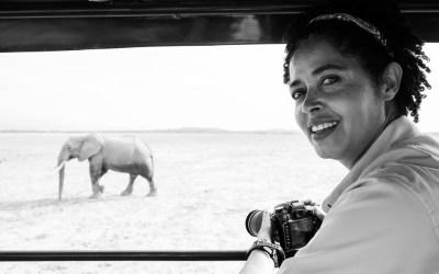 Paula Kahumbu: Quiero que los africanos se reenganchen a la vida salvaje