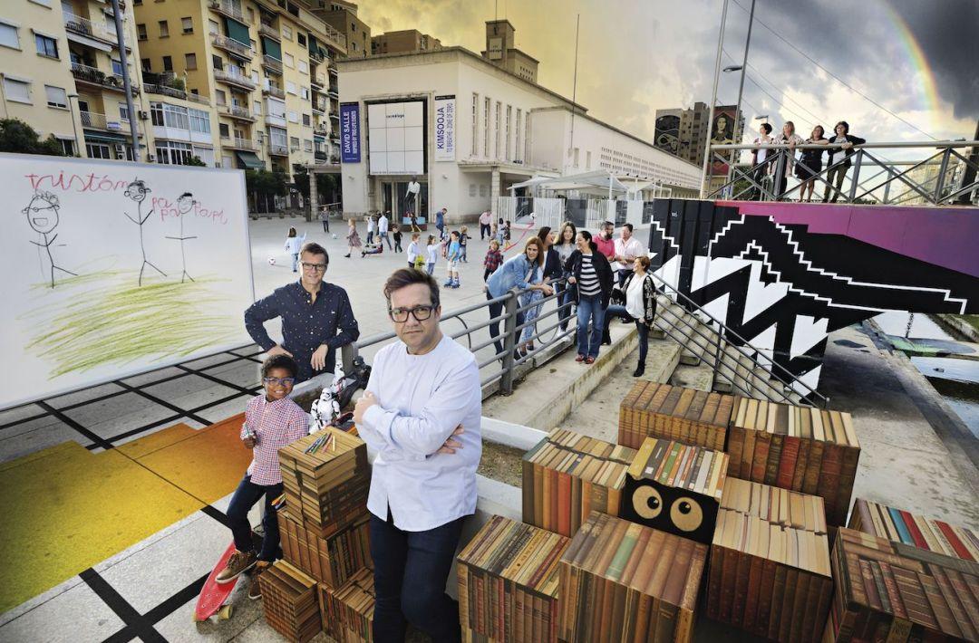 """Exposición """"Mírame España"""" en el ABC Serrano - PHotoESPAÑA 2018"""