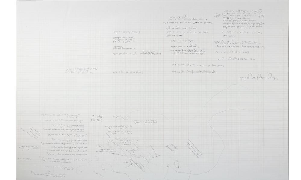Intercambio de preguntas que se recopilaron en la exposición NEW OLD, 2017