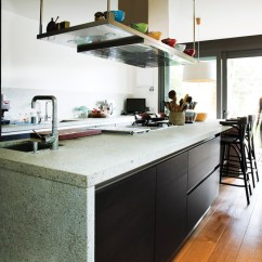 Latest Kitchen Designs Renovation Budget Trends On The Bay Magazine Are All About Clean Lines With Flat Front Cabinets And