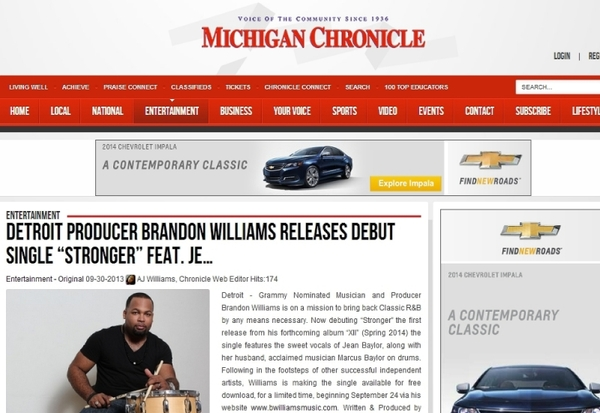Michigan Chronicle