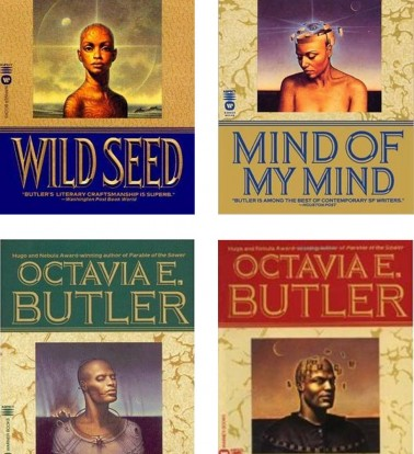 Octavia Butler's The Patternist Series