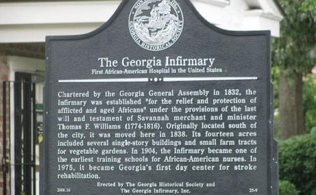 Georgia Infirmary