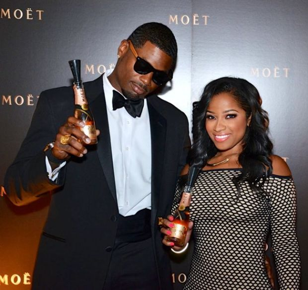 Toya Wright and Memphitz